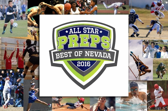 The Las Vegas Review-Journal announces it's First Best of Nevada Preps Banquet. (Michael Quine/Las Vegas Review-Journal)