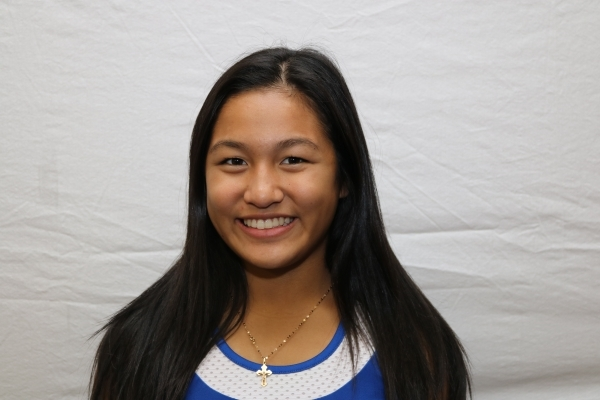 Amber Del Rosario, Bishop Gorman: The senior finished second in both the Division I state singles and Sunset Region singles tournaments. She helped the Gaels win a Sunset team title and finish sec ...