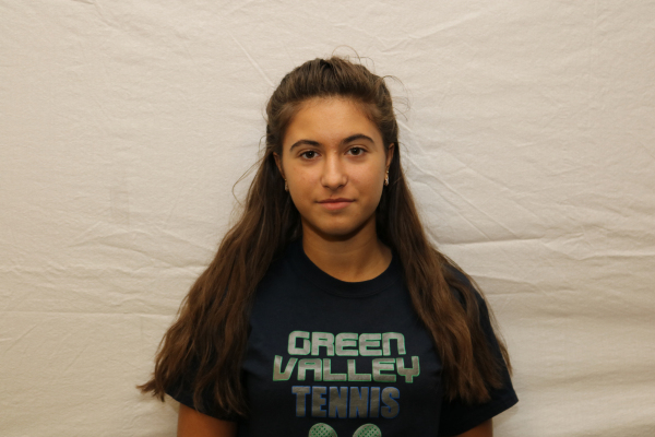 Daria Shalina, Green Valley: The sophomore finished second in the Sunrise Region singles tournament. She also helped the Gators to a second-place finish in the Sunrise team tournament.