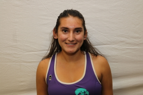 Megan Lopez, Silverado: The senior teamed with Criszelle Castro  to finish second in the Sunrise Region doubles tournament.