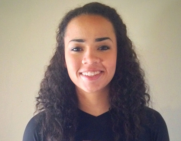 Aubrey Pitts, McQueen: The 6-foot-2-inch senior middle hitter was named the High Desert League Player of the Year award after leading the Lancers to the league title. Pitts had seven blocks in a f ...
