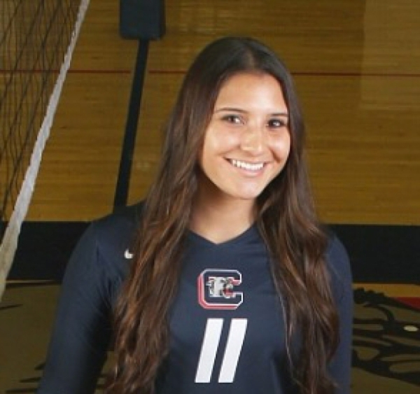 Carolyn Andrulis, Coronado: The senior outside hitter was second on the team in kills and digs while earning first-team All-Southeast League honors.