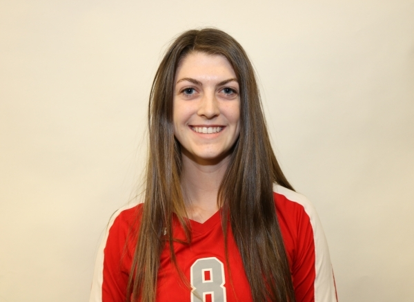 Hannah Goddard, Arbor View: The 6-foot-1-inch senior outside hitter was third in the state with 389 kills (3.9 per set) and was the Most Valuable Player in the Northwest League.