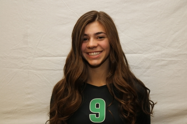 Kayla Kinney, Palo Verde: The senior middle blocker/outside hitter was a first-team all-Southwest League pick after leading the Panthers in kills and blocks.