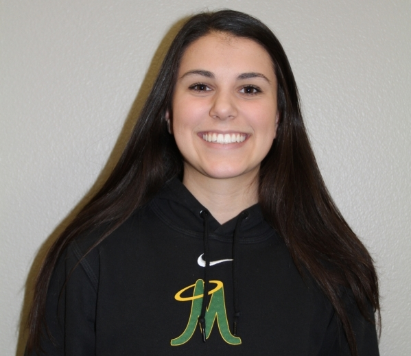 Mikaela DeRicco, Bishop Manogue: The senior setter was a key contributor for the Miners, who reached the Division I state final. DeRicco was third in the state with 1,020 assists (10.3 per set) an ...