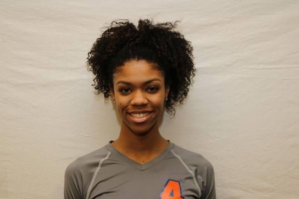 Vashti Cunningham, Bishop Gorman: The 6-foot-1-inch senior outside hitter was a first-team all-Southwest League selection. Cunningham was fourth in the state with 384 total kills (3.7 per set) and ...