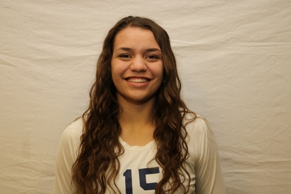 Whittnee Nihipali, Shadow Ridge: The 6-foot-2-inch sophomore outside hitter led the state with 525 kills (4.8 per set) as the Mustangs reached the Division I state tournament for the second straig ...