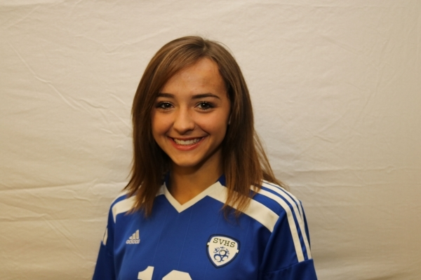 Calista Reyes, Sierra Vista: The junior had 18 of her teamþÄôs 34 goals and had six assists for the Mountain Lions.