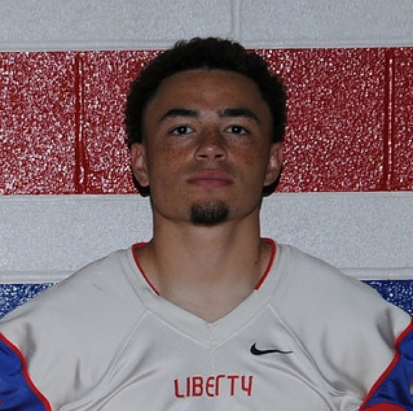 WR/DB Ethan Dedeaux, Liberty (5-9, 175): The junior caught 37 passes for 809 yards and 11 TDs and also rushed for 237 yards and four scores. Dedeaux was a first-team All-Northeast League selection ...