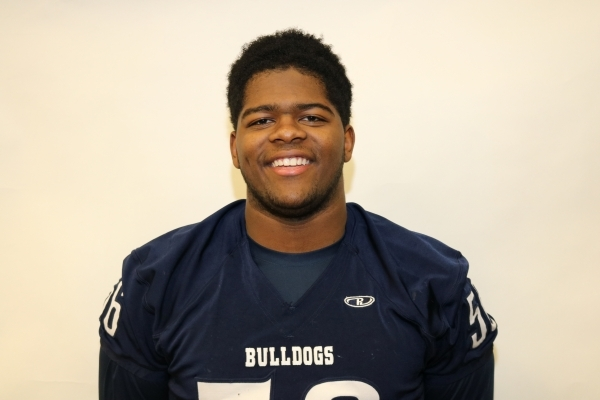 DL Greg Rogers, Centennial (6-4, 311): The junior had 64 tackles, 17 tackles for loss and six sacks. He was selected to the All-Northwest LeagueþÄôs first team at defensive tackle.