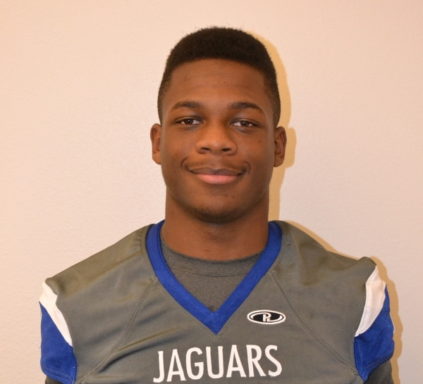 RB Isaiah Morris, Desert Pines (5-8, 155): The junior rushed for 1,461 yards and 19 TDs, averaging 12.0 yards per carry. Morris was a first-team Division I-A all-state pick by the coaches.