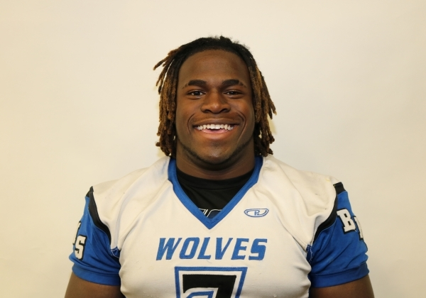 DL Kendahl Blakely, Basic (6-1, 250): The senior had 67 tackles and seven sacks. He was a first-team All-Southeast League pick at defensive end.