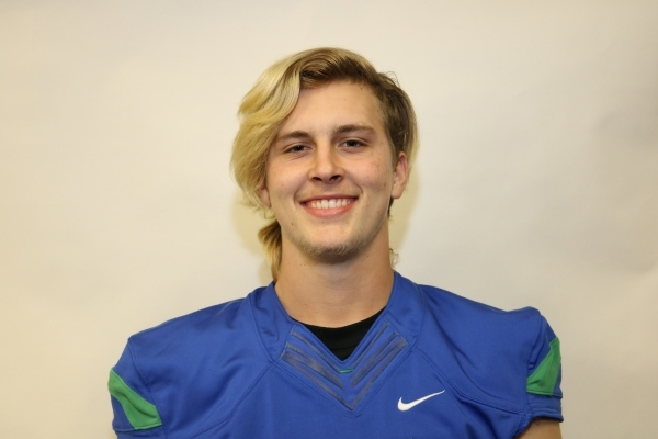 K/P Spencer Cofer, Green Valley (6-0, 185): The senior made 9 of 13 field goals with a long of 51 yards. He was 44-for-46 on extra points, and booted 28 kickoffs for touchbacks. He made the All-So ...