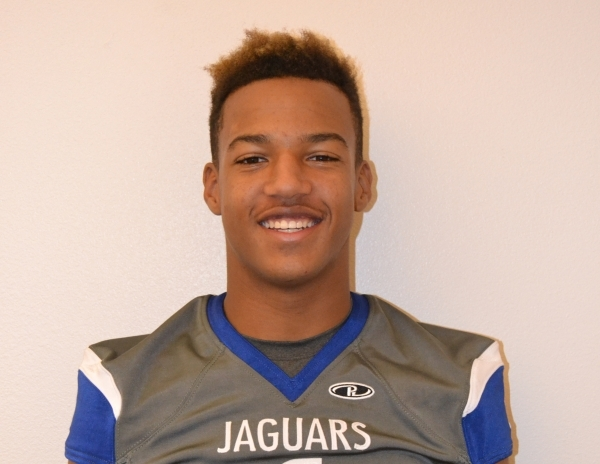 LB Tony Fields, Desert Pines (6-2, 200): The junior had 93 tackles, three sacks and two interceptions. Fields made the Division I-A All-Southern Region first team.