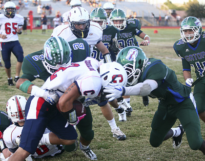 GREEN VALLY vs CORONADO