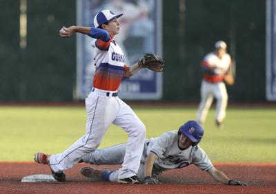 4A baseball Coronado-Reed