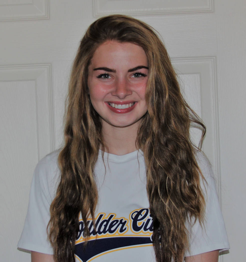 Kenadee Bailey, Boulder City: The senior had 1,541 yards of total offense and 20 touchdowns and was third in Southern Nevada with 168 tackles for the Eagles.