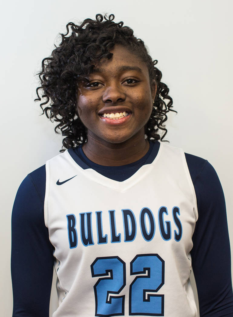 Eboni Walker, Centennial (5-11, F): The sophomore was a first-team All-Northwest League selection for the Bulldogs. Walker averaged 11 points, 9 rebounds, 2 assists and 2 steals.