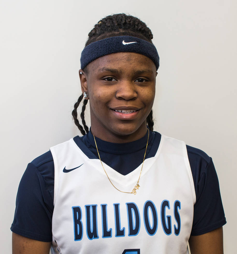 Pam Wilmore, Centennial (5-6, G): The senior was a first-team All-Northwest League pick and averaged 6 points, 5 assists, 4 rebounds and 3 steals. Wilmore signed with New Mexico State.
