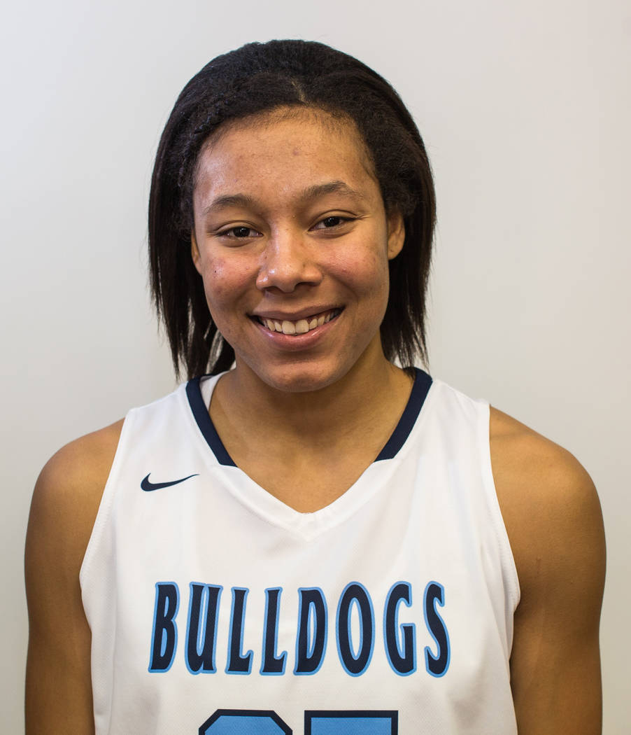 Samantha Thomas, Centennial (6-0, G/F): The senior forward was the Player of the Year in the Northwest League and averaged 16.1 points, 6.2 rebounds and 3.1 assists, 3 steals and 3 blocks per game ...