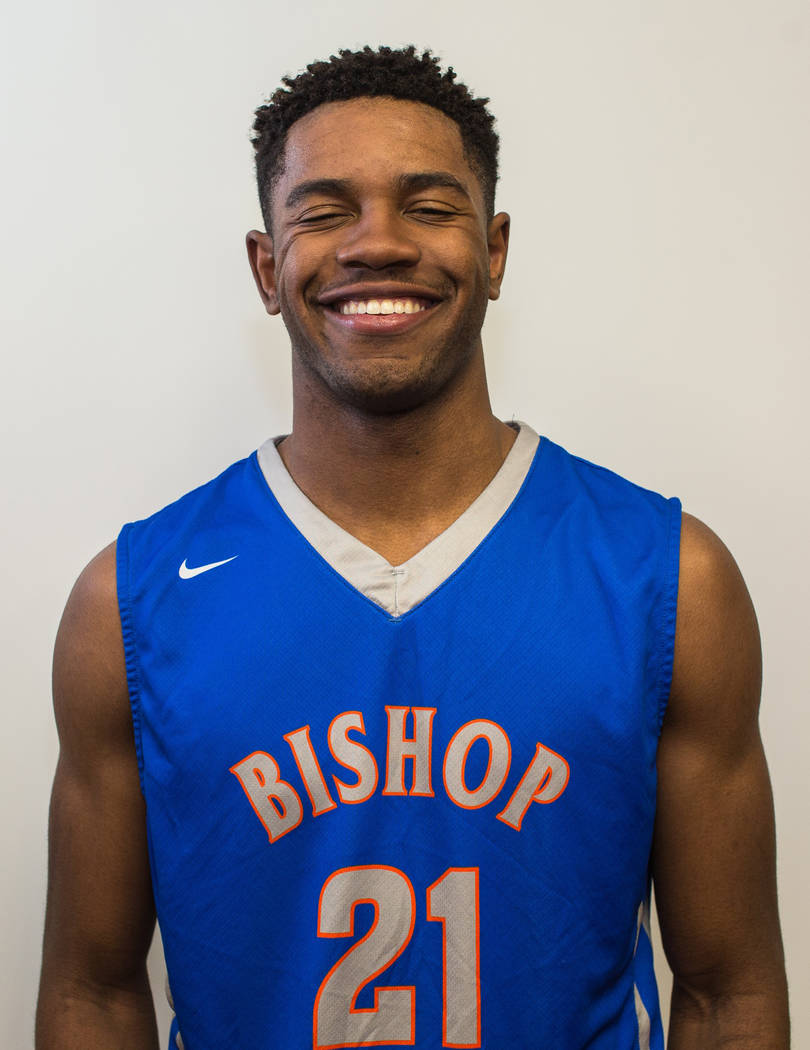 Christian Popoola, Bishop Gorman (6-4, G): The senior made the All-Southwest League first team. He averaged 15.0 points, 5.2 rebounds and 5.5 assists for the Class 4A state champs.