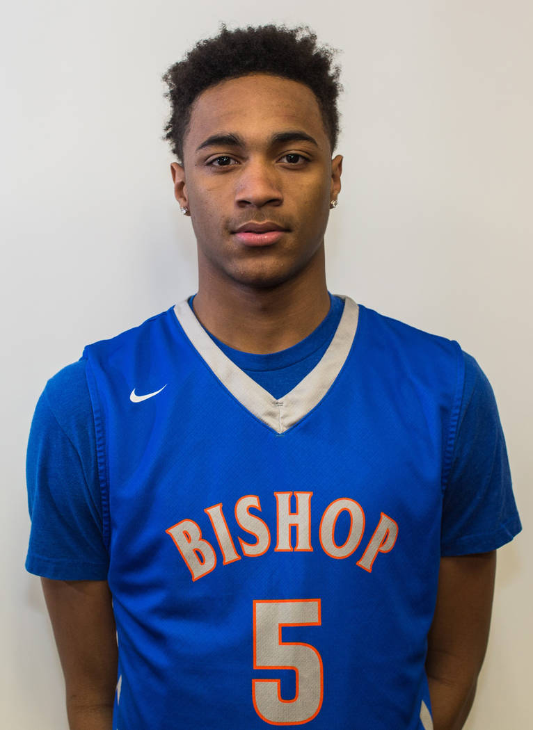 Chuck O'Bannon, Bishop Gorman (6-6, G/F): The senior was the co-Most Valuable Player in the Southwest League and led the Gaels to a sixth consecutive state championship. O'Bannon averaged 21.4 ...
