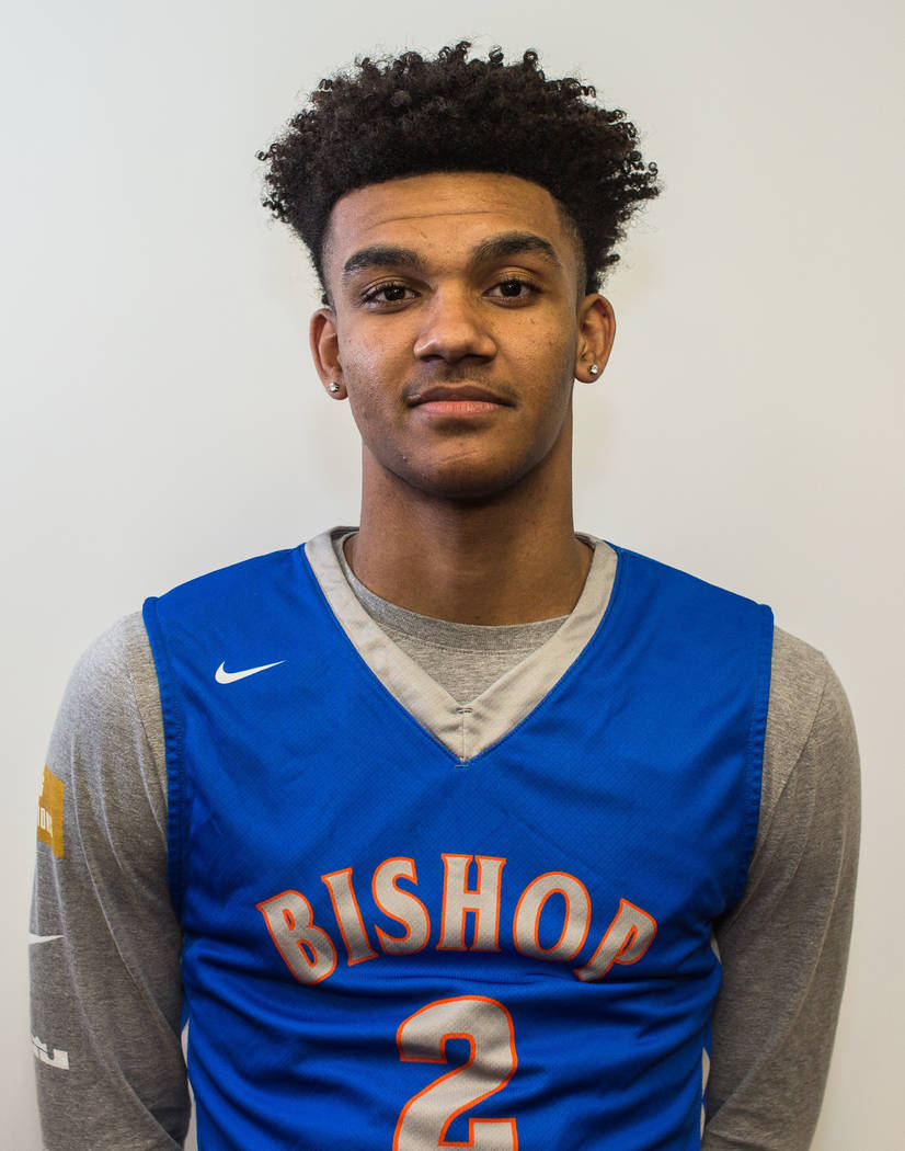 Jamal Bey, Bishop Gorman (6-6, F/G): The junior made the All-Southwest League first team. He averaged 17.1 points, 5.1 rebounds and 3.3 assists to help the Gaels to a sixth consecutive state champ ...
