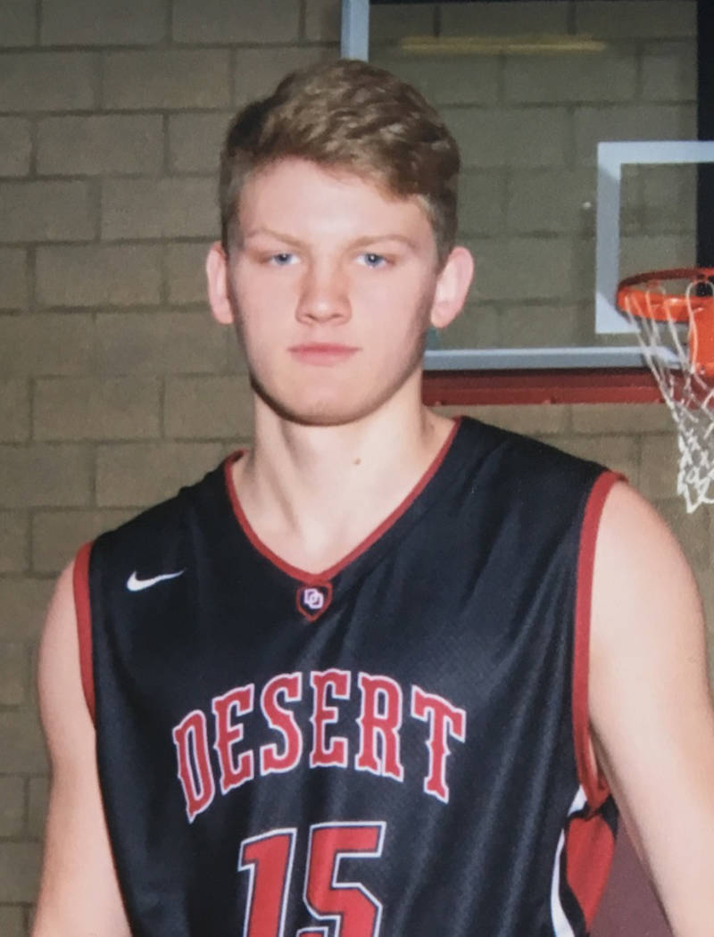 Jacob Heese, Desert Oasis (6-3, G): The junior averaged 23.9 points, 10.0 rebounds, 3.0 assists and 2.5 steals. He shot 48.2 percent from the field, 38 percent on 3-pointers and 80.9 percent from  ...