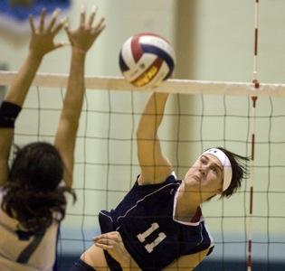 NP Johnna Brown Centennial volleyball 91008