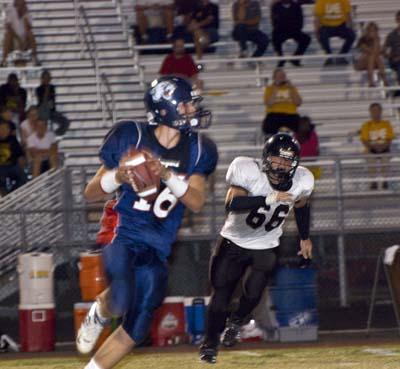NP Dane Cooper Coronado football Rick Grenier Clark football 82908