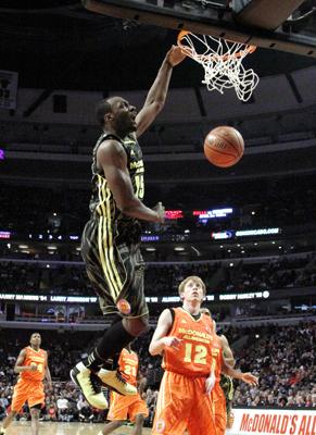 Boys McDonalds All America Basketball