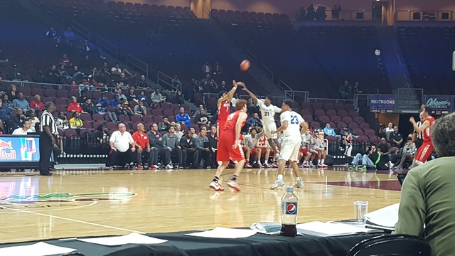 TARKANIAN CLASSIC: Nationally ranked Mater Dei tops Bishop Gorman in OT