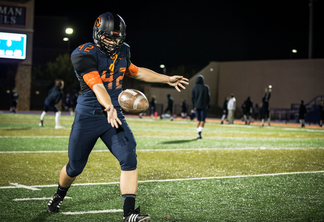 Gage Wilson of Bishop Gorman (Courtesy)