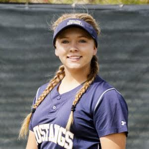 IF Alisha Schultz, Shadow Ridge: The sophomore infielder hit .561 with five homers, eight doubles, 59 runs and 41 RBIs in helping the Mustangs win the Sunset Region title.