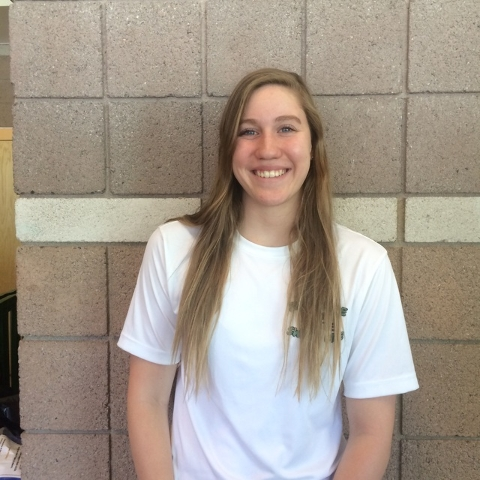 Allie Emery, Palo Verde: The sophomore claimed Division I state and Sunset Region titles in the 100 freestyle and finished fourth at the state meet in the 50 freestyle.