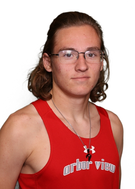 Ian Jackson, Arbor View: The junior won three meets, including the Palo Verde Labor Day Classic. He was 10th at the in 16:05. He finished second at the Sunset Region meet in 15:46.3.