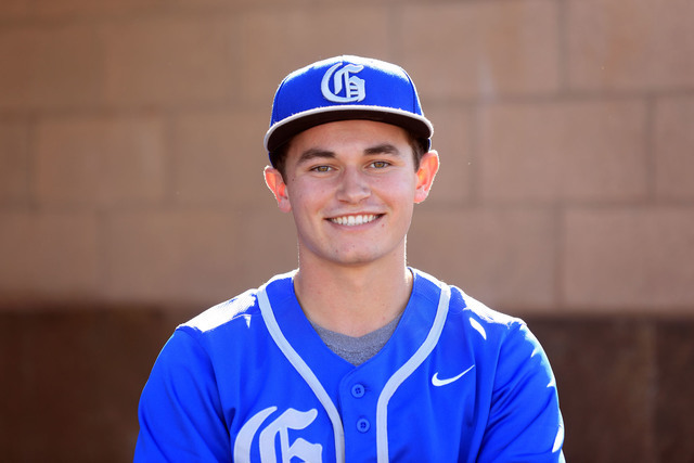 IF Beau Capanna, Bishop Gorman: The senior shortstop made the Division I All-Southern Nevada first team. Batted .391 with 11 doubles, eight homers and 33 RBIs from the leadoff spot. Scored 37 runs ...