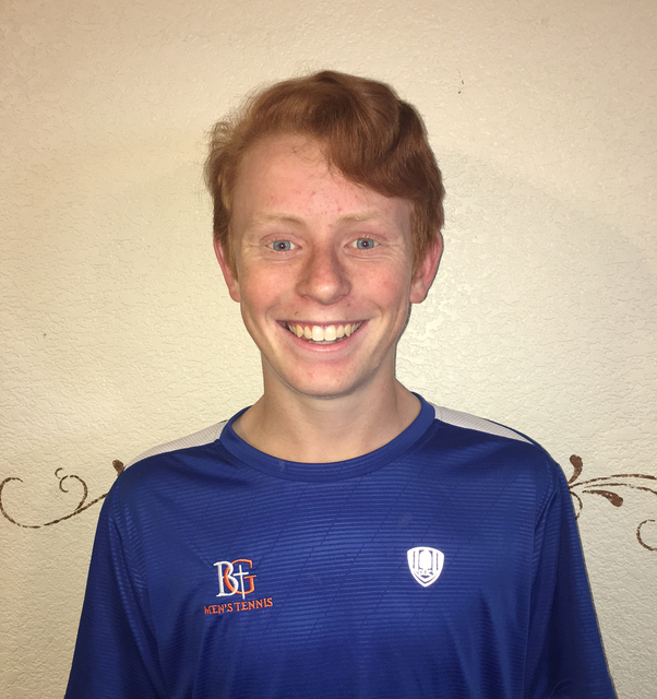 Lucas Hammond, Bishop Gorman: The sophomore teamed with Daniel Kinas to finish third at both the Class 4A state and the Sunset Region doubles tournaments. Hammond helped the Gaels reach the Sunset ...