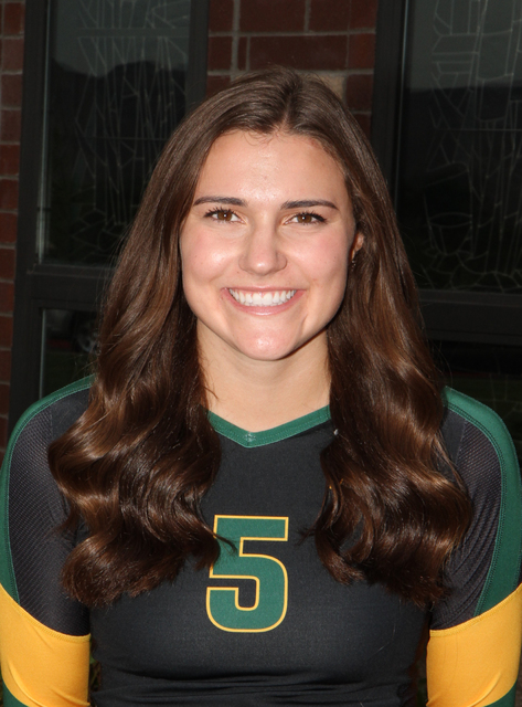 Alli Reviglio, Bishop Manogue: The senior outside hitter was the co-Player of the Year in the Class 4A Sierra League, as the Miners went unbeaten in league play and were ranked No. 1 in the state  ...