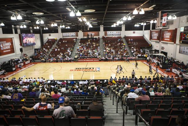 State Basketball Tournament Set For Cox Pavilion Nevada
