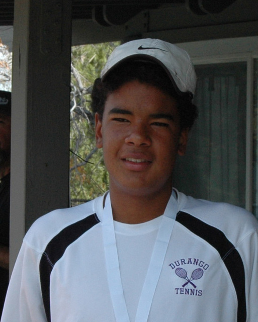Cesar Castro, Durango: The senior placed third in the Class 4A singles state tournament and second in the Sunset Region. He was named to the All-Sunset Region first team.