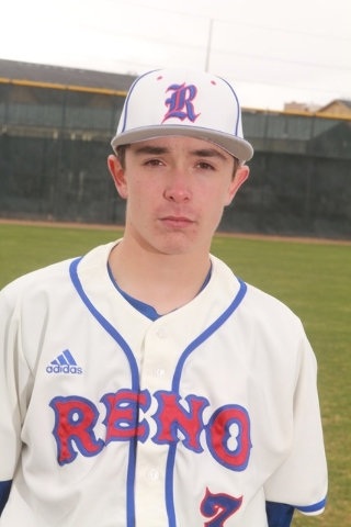 P Christian Chamberlain, Reno: The junior lefty was 6-1 with a 1.31 ERA, making the All-Northern REgion first team. Struck out 87 in 64 innings, and opponents hit .160 against him.
