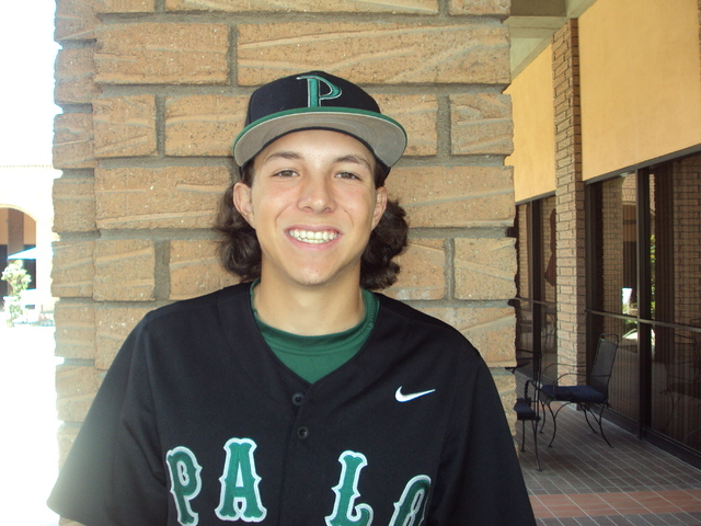 OF Cobi Fiechtner, Palo Verde: The senior right fielder hit .414 with eight doubles, two triples, three homers and 30 RBIs for the Panthers. Made the Division I All-Southern Nevada first team.