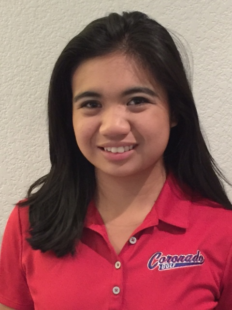 Sami Penor, Coronado: The junior shot 2-under 70 to finish second at the Class 4A Sunrise Region tournament and help the Cougars set a state record for lowest score in relation to par. She finishe ...
