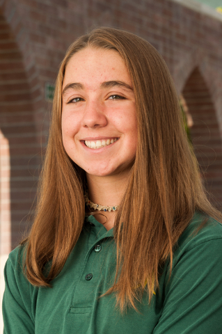 Donna DePolo, Bishop Manogue: The junior was the Division I Northern Region champion in the 100 breaststroke. DePolo was second at the state meet with an automatic All-America time (1:02.72).