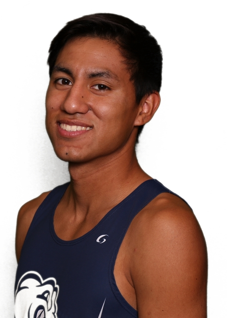 Omar Rubio, Green Valley: The senior was the top Southern Nevada finisher in the Class 4A state meet, placing eighth in 15:48. He won six meets including the Sunrise Region championship in a time  ...