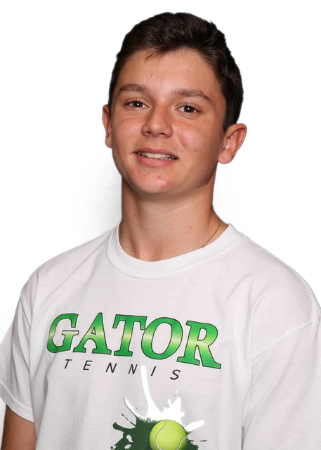 Robert Sarosi, Green Valley: The sophomore teamed with Ryan Elezra to finish fourth at the Class 4A state doubles tournament and win the Sunrise Region doubles title. The duo helped the Gators to  ...