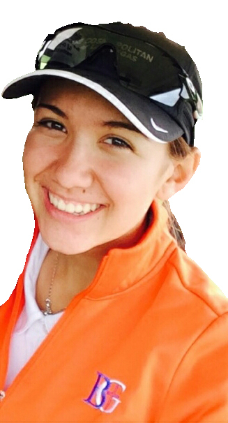 Hunter Pate, Bishop Gorman: The junior shot 10-over 154 to finish in fourth place at the Class 4A state tournament. She tied for second at 2-under 70 as the Gaels captured their fourth straight Su ...