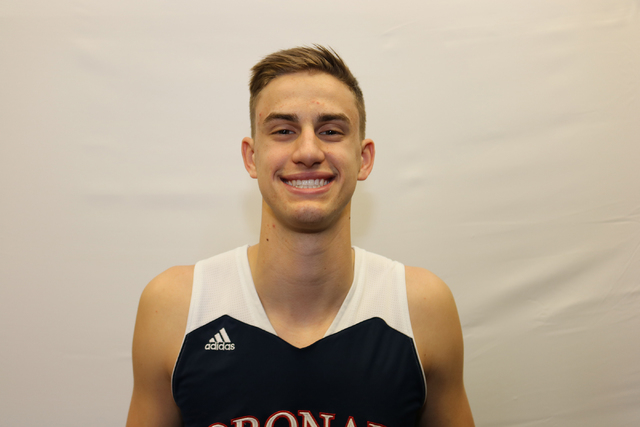 Jake DesJardins, Coronado (6-8, F): The senior was co-Most Valuable Player of the Southeast League and led the Cougars to the Sunrise Region title. He averaged 20.1 points, 9.6 rebounds, 3.5 assis ...