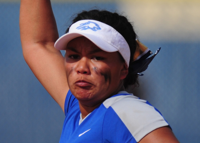P Kalei Watkins, Sierra Vista: The junior pitcher went 17-3 with a 0.73 ERA and 185 strikeouts in 124 innings for the Mountain Lions. She also hit .513 with nine homers, 13 doubles, 39 runs and 46 ...